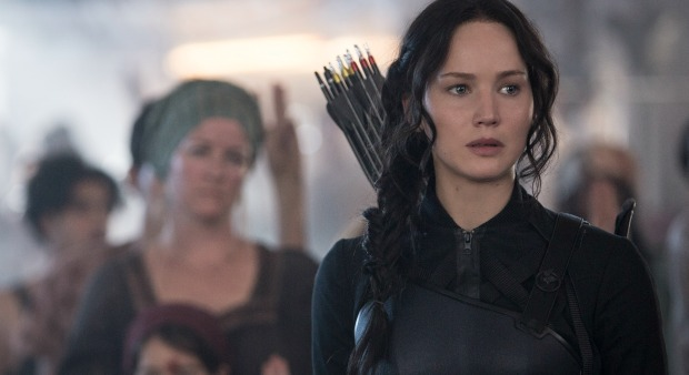 Film Review – The Hunger Games: Mockinjay Part One (2014)