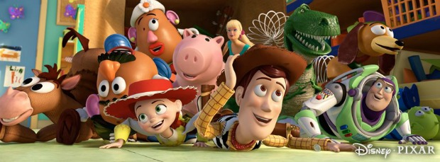 Toy Story -20 Years On