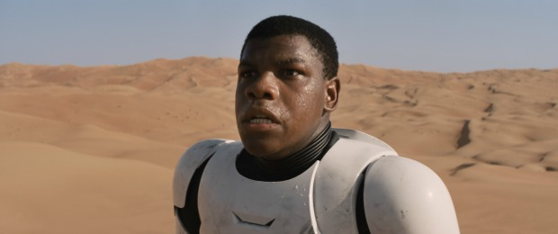 What do we know about the new faces in Star Wars?