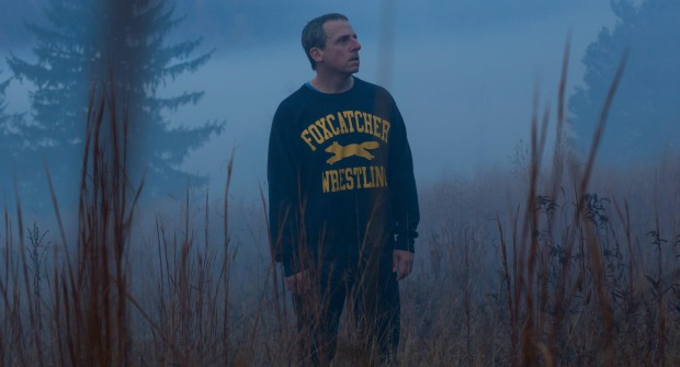 Win Foxcatcher DVDs And T-Shirts