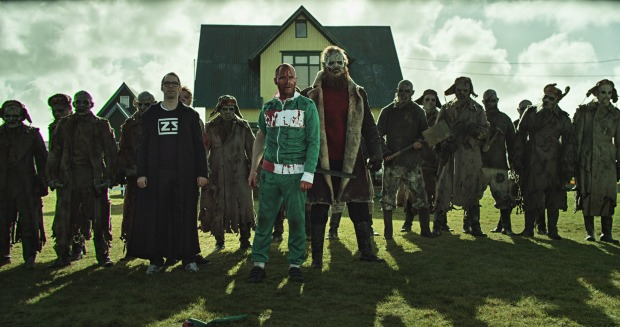 Win Dead Snow 2: Red vs. Dead On Blu-ray