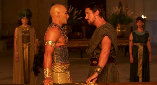 Film Review – Exodus: Gods and Kings (2014)