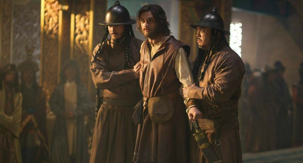 Worlds Collide In Trailer And Featurettes For Netflix Marco Polo Series