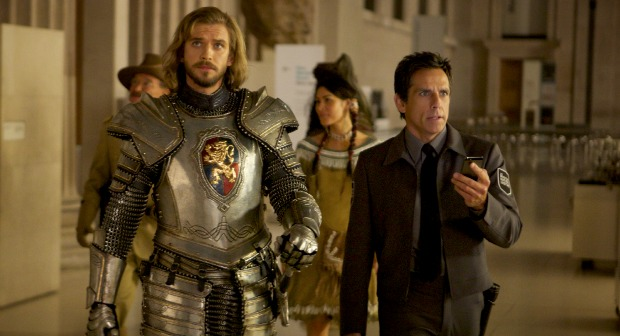 Night At The Museum: Secret Of The Tomb Unleashes New Trailer & Clips
