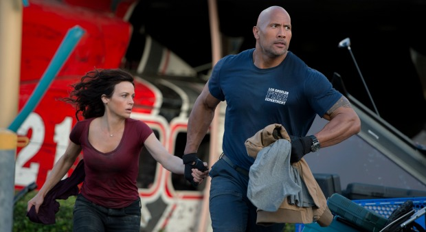 Can You Smell The Rock Shakin' In San Andreas First Trailer