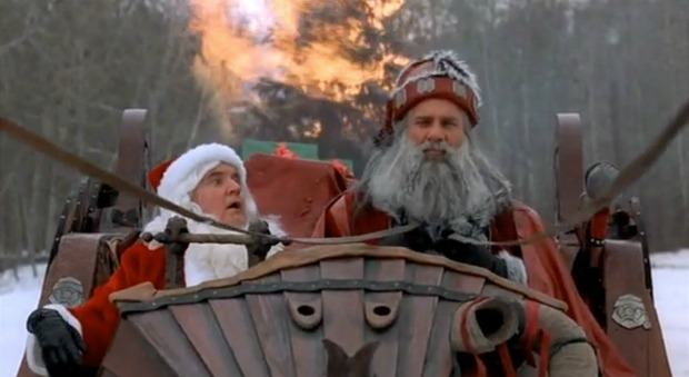 12 Days Of Christmas Horror (Day 10) – Santa's Slay (2005)
