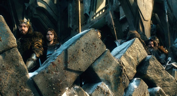 Watch New The Hobbit: The Battle of the Five Armies Featurette