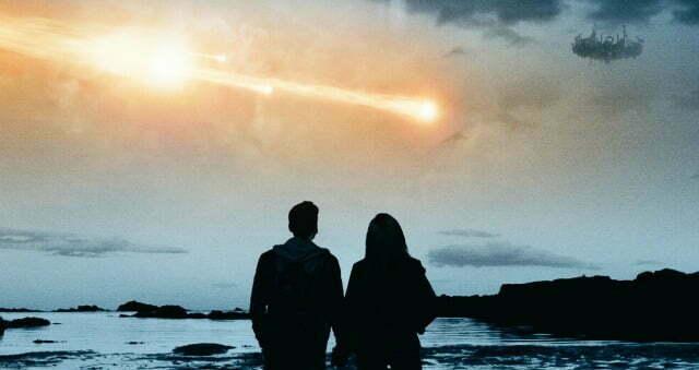 Win UK Sci-fi  Shockfest Beyond On DVD