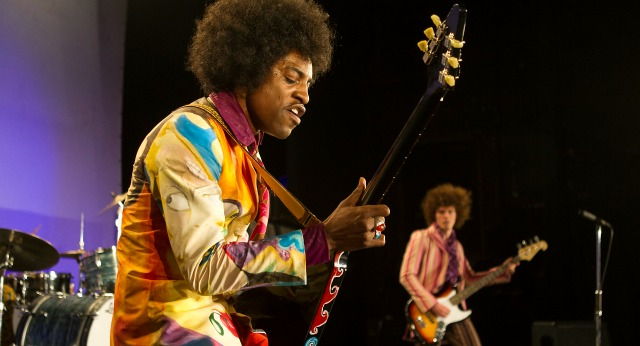Win Jimi: All Is By My Side On DVD