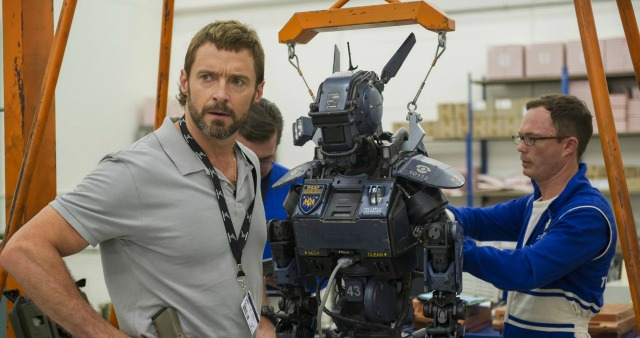 Blu-ray Review – Chappie