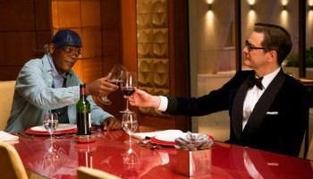 Film Review Kingsman The Secret Service 2015