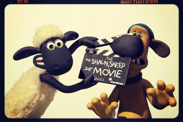 Shaun The Sheep Trailer Flocks To Cinema In Piracy Awareness