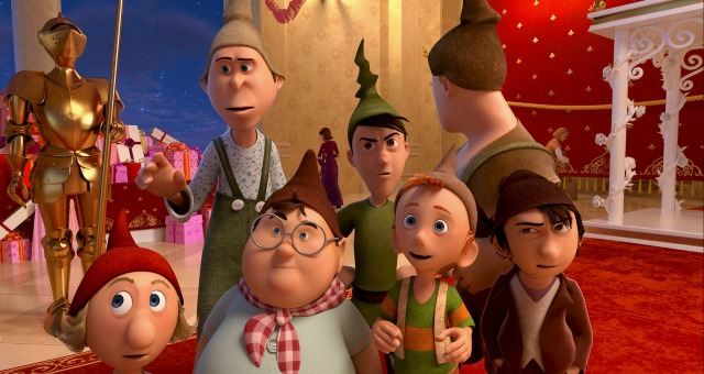 Film Review – Fairytale: Story Of The Seven Dwarves (2015)
