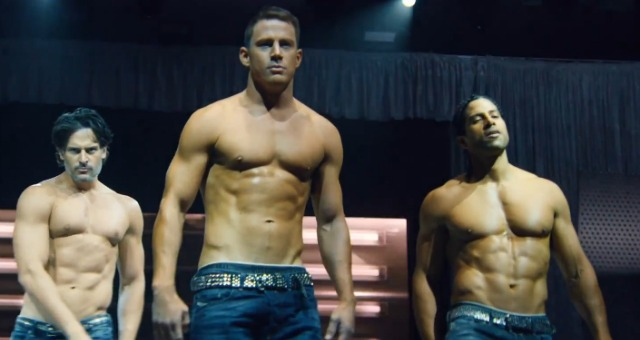The Boys Are Back In 'The Grind' As Magic Mike XXL UK Trailer Lands