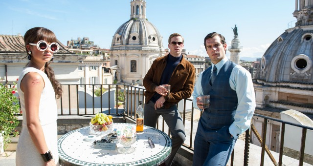 Spy Hard For The Man From U.N.C.L.E First Trailer
