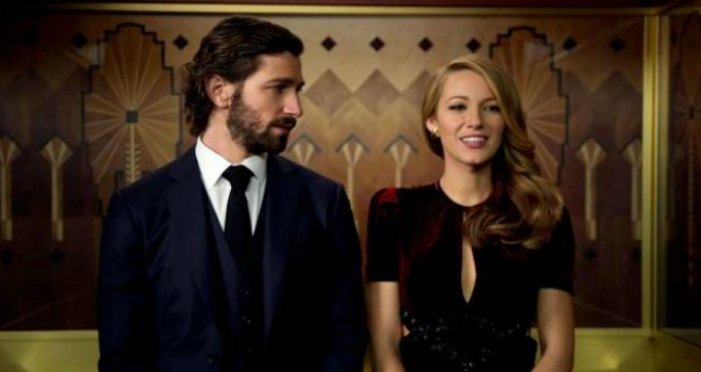 Blake lively is eternal in The Age of Adaline trailer