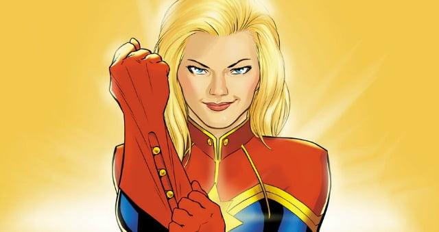 Have Marvel Already Picked Their Captain Marvel?