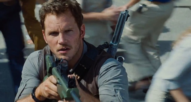 Run!!! As Jurassic World TV Spot Shows The Park Is Now Opened.