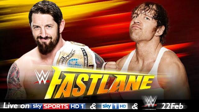 WWEFastlaneBadNewsDeanAmbrose