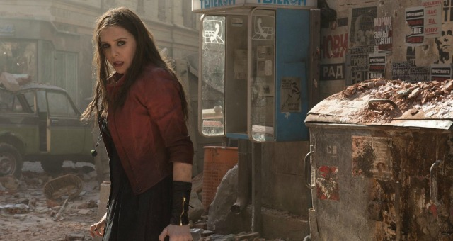 Take a closer look at Avengers: Age of Ultron's super siblings
