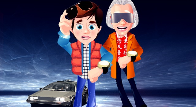 What Back To The Future Got Right And Wrong (Infographic)