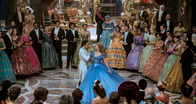 Film Review – Cinderella (2015)