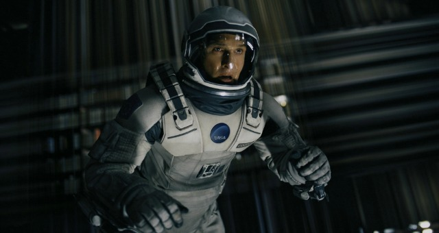 Blu-Ray Review- Interstellar (2014)