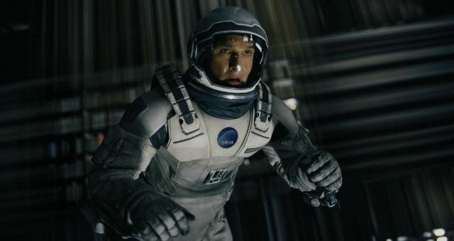 Blu-Ray Review- Interstellar (2014)