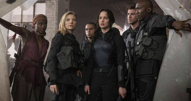 Blu-ray Review – The Hunger Games: Mockingjay  Part 1 (2014)