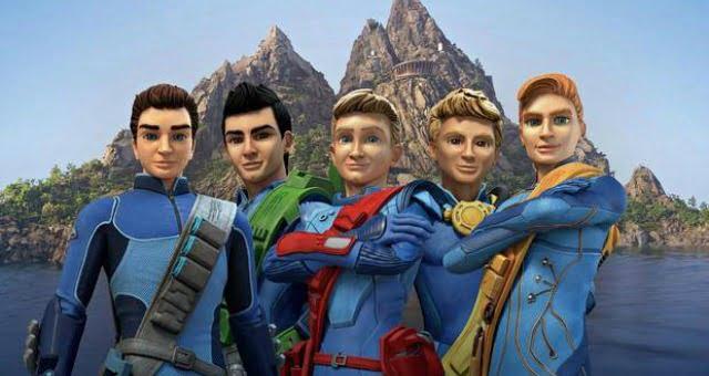 Thunderbirds Are Go GO! In Trailer For ITV Series