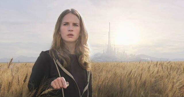 Beautiful new trailer for Brad Bird's Tomorrowland arrives