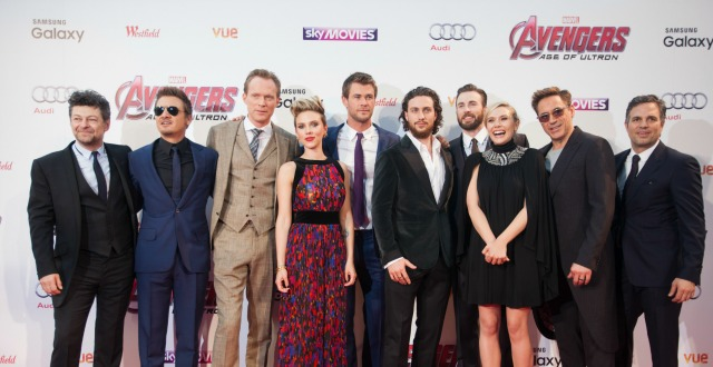 Avengers:Age Of Ultron – London Press Conference – 21st April, 2015