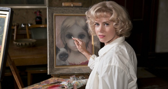 Blu-Ray Review- Big Eyes (2014)