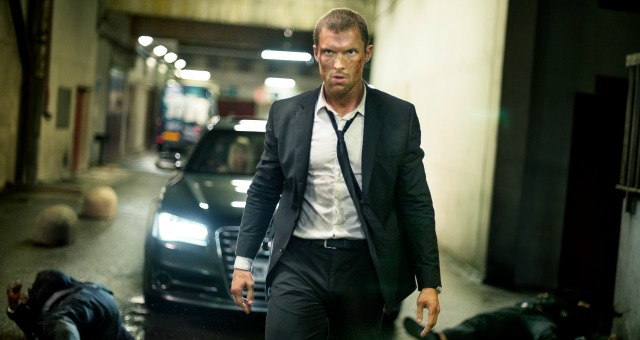 Win THE TRANSPORTER REFUELLED On DVD