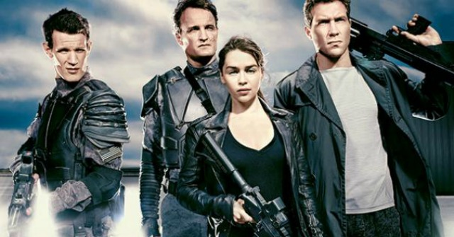 New Terminator:Genysis Trailer 'Payoff' With Big Spoiler!