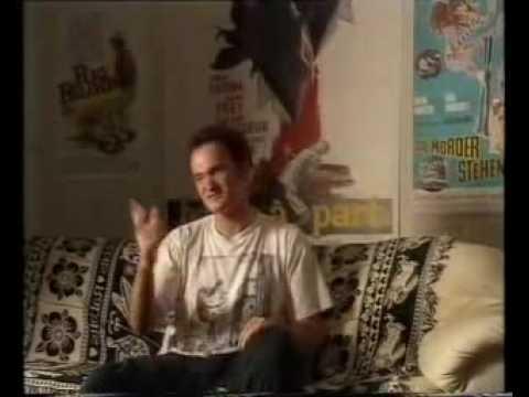 Quentin Tarantino 1994 Documentary