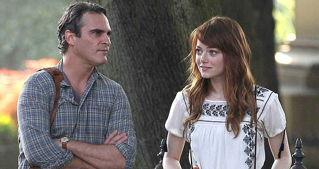 WIN IRRATIONAL MAN on DVD  – OUT 1st FEBRUARY