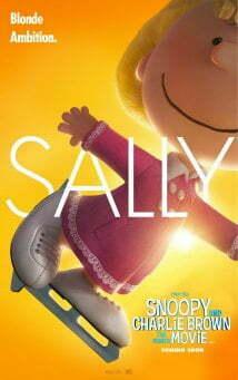 sally peanuts