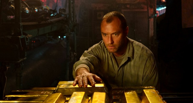 Blu-ray Review – Black Sea (2014)