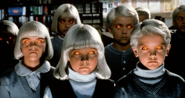 Blu-Ray Review- Village of the Damned (1995)