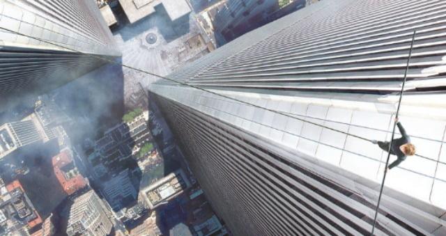 Joseph Gordon-Levitt Walks The Wire In New The Walk Poster