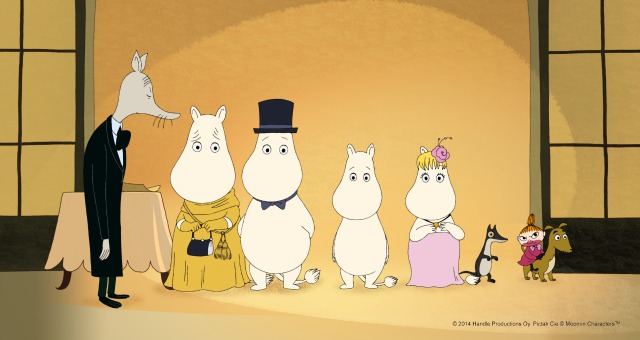 Film Review – Moomins on the Riviera (2014)