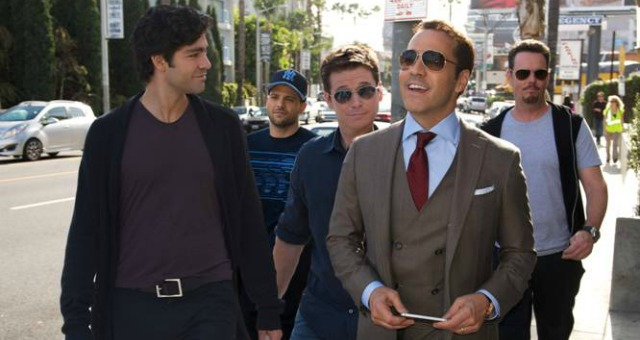 Join Vince and the gang in new Entourage featurettes