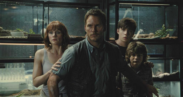 Film Review – Jurassic World (2015)