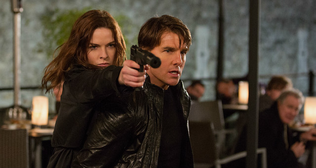 Watch New Crazy But Sexy Mission Impossible: Rogue Nation Trailer