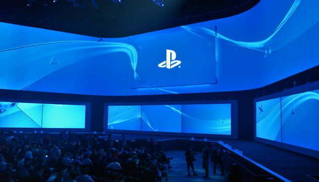 E3 2015: Sony Conference