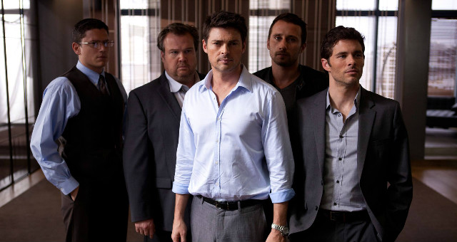 DVD Review – The Loft (2014)