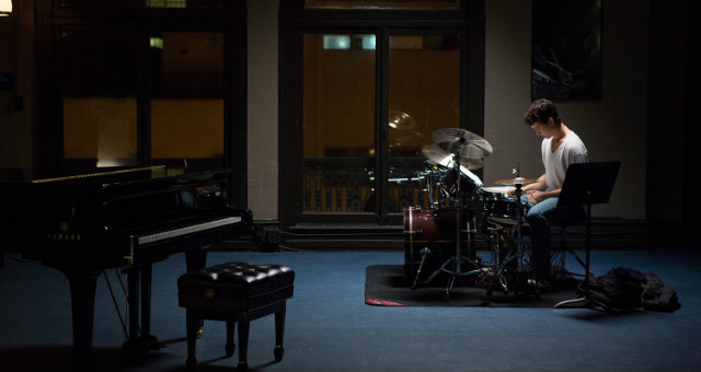 DVD Review – Whiplash (2014)