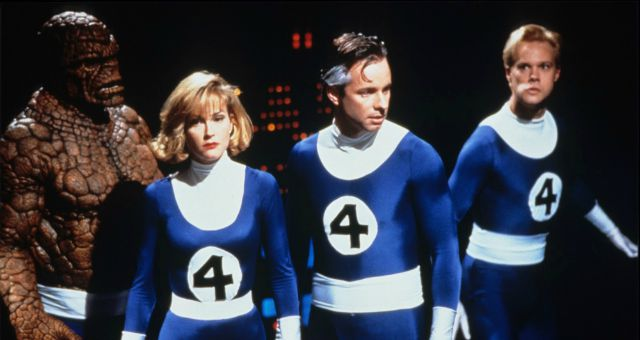 Fantastic Four Trailer Ala 1990's Roger Corman Style