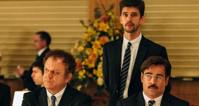 Win The Lobster On Blu-ray Plus Signed Posters